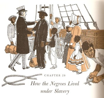 slavery textbook