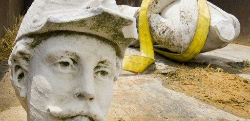 Why Reidsville's Confederate Soldier Should Be Returned to its Pedestal