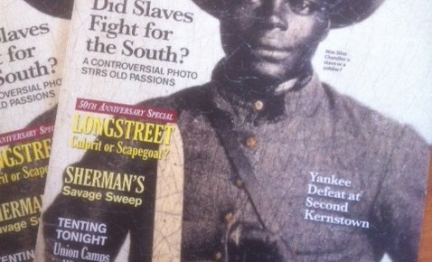 Silas Chandler Makes the Cover of Civil War Times
