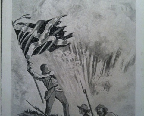 Glorifying War at the Crater in 1937