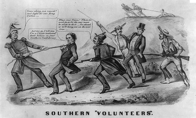 Remembering Confederate Conscription