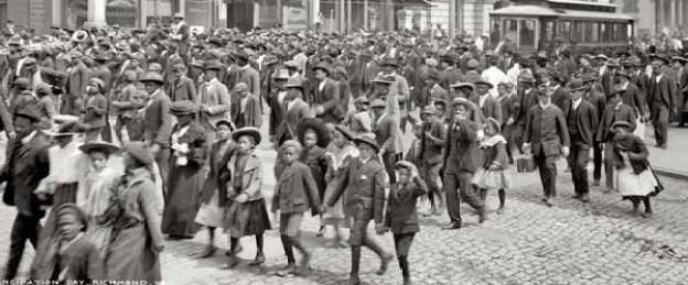 Emancipation Day Parade, Richmond, Va