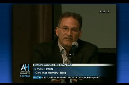 Debating Emancipation on C-SPAN