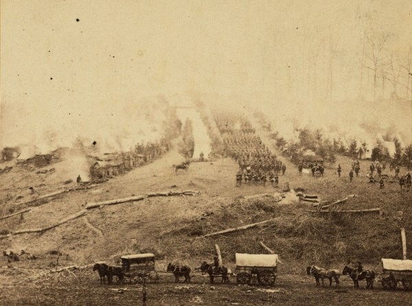 parade-through-camp-1863