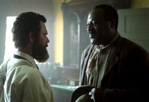 "Jim Lewis and Jackson in ""Gods and Generals""."