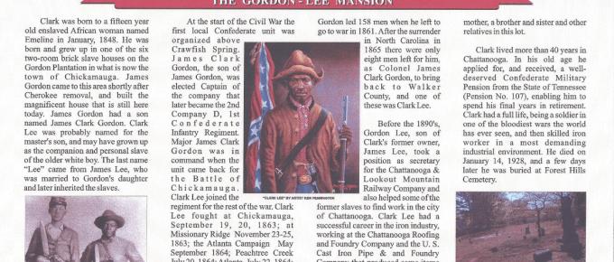 The Georgia Civil War Commission's Black Confederates