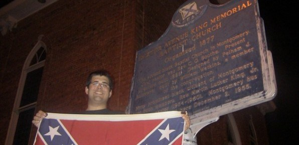 Is This An Appropriate Use of the Confederate Flag?