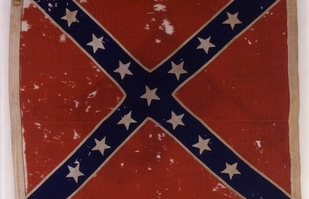 Restored Original Confederate Flags to Return to W&L's Lee Chapel