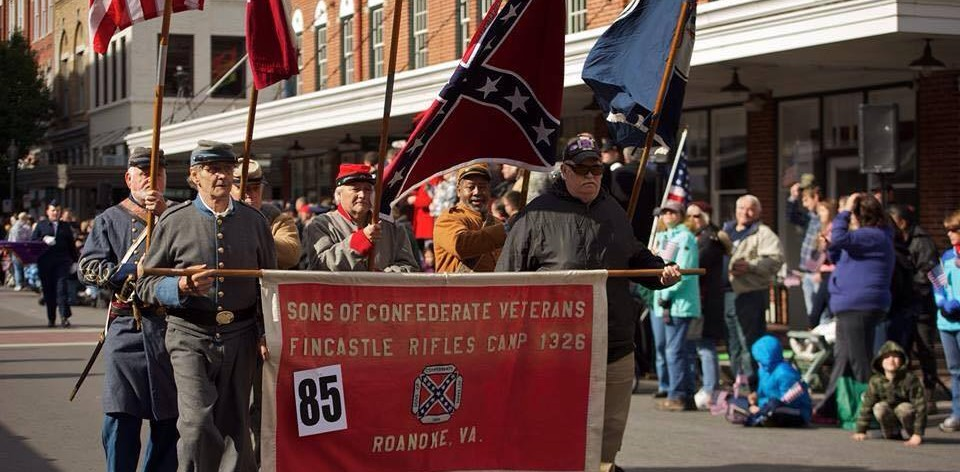 black confederate, SCV