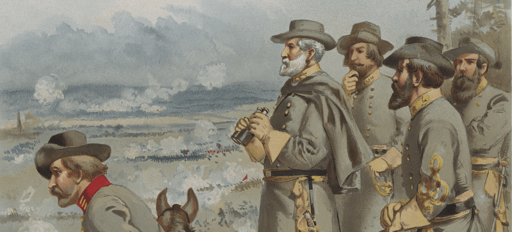 short essay on robert e. lee Answers to 60 short essay questions that require students to understand and interpret lincoln at gettysburg: the words that remade america.