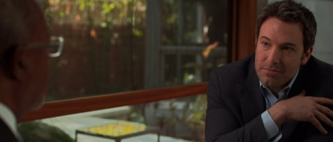 Ben Affleck, Henry Louis Gates and Oprah Winfrey's Couch