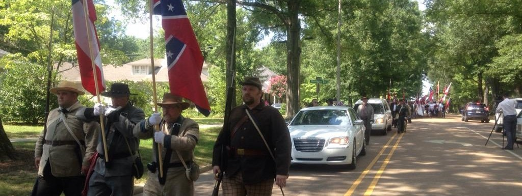 On the Death of Anthony Hervey and the Myth of Black Confederates