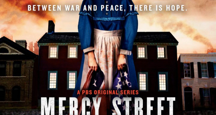 """Arrived at """"Mercy Street"""""""