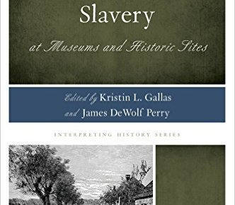 New Book Project for Public Historians