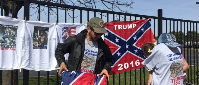 The Retreat of the Confederate Battle Flag Continues