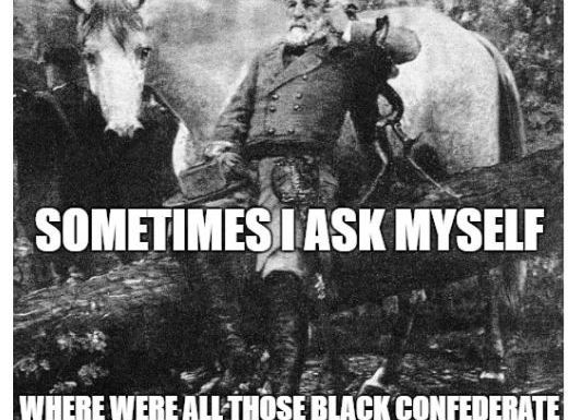 """Does Any One Remember Negro Confederates?"""