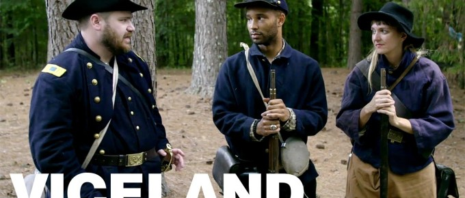 When Civil War Reenactors Legitimize Racism