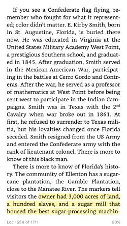 Edmund Kirby Smith, Black Confederate