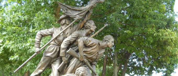The Federal Government's Monuments to White Supremacy