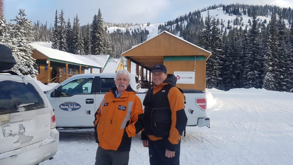 Places & Faces: Manning Park