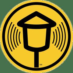 Community Warning System logo
