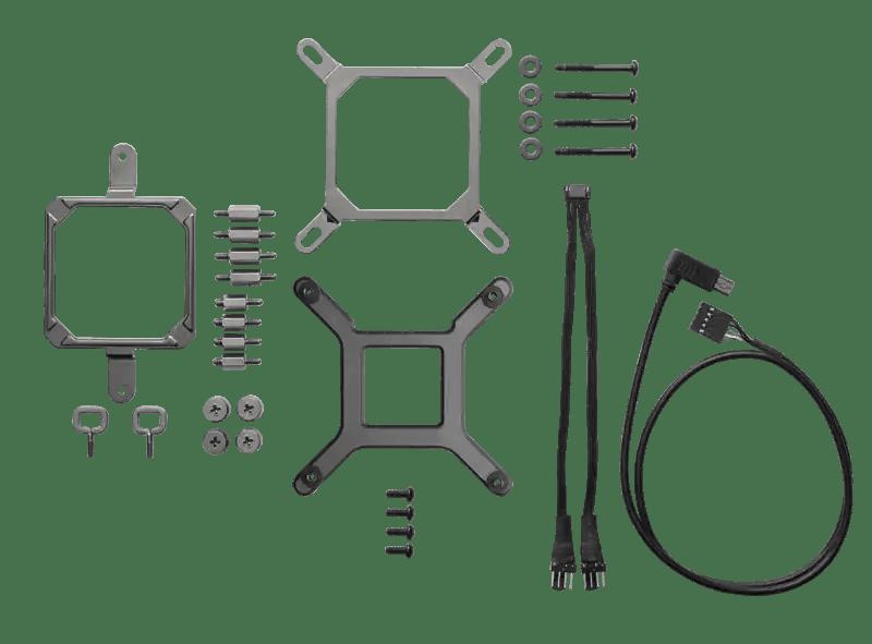 Corsair Hydro Series™ H80 CPU Cooler (CWCH80)