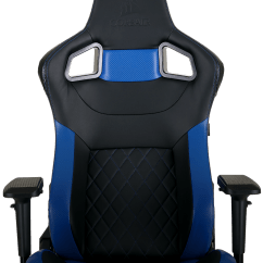 Racing Seat Chair White Multi Purpose Salon Corsair Gaming Chairs: Inspired By Racing. Built To Game.