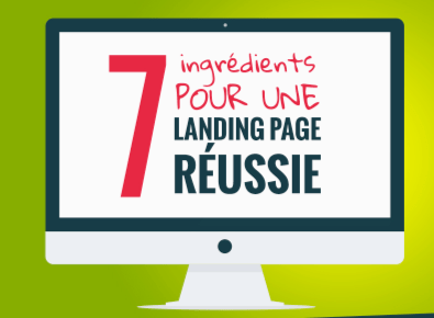 ▷ 7 ingredients for a successful landing page 2020