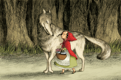 little-red-riding hood