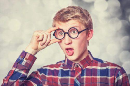 Geek teen
