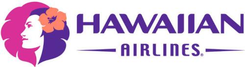 Hawaiian Airlines logo (PRNewsFoto)