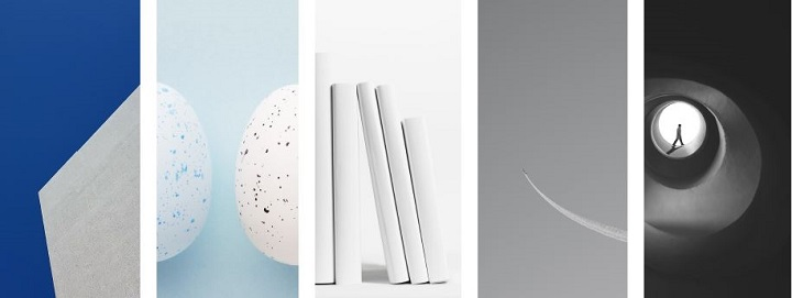 ▷ The art of minimalism or visual simplicity 2020