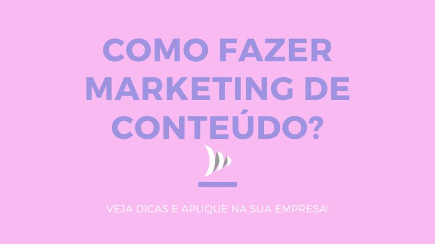 How to do content marketing?