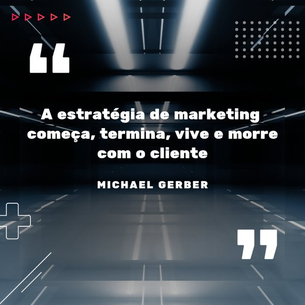 marketing phrases: The marketing strategy begins, ends, lives and dies with the customer
