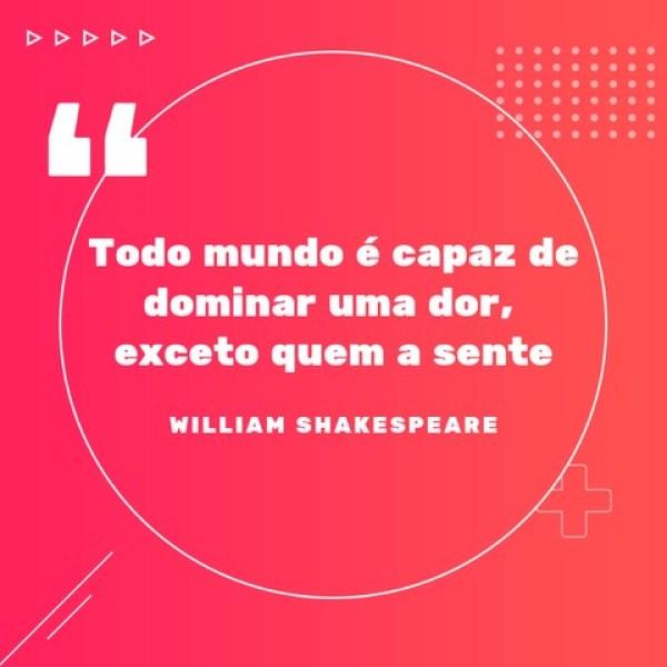 frases Shakespeare