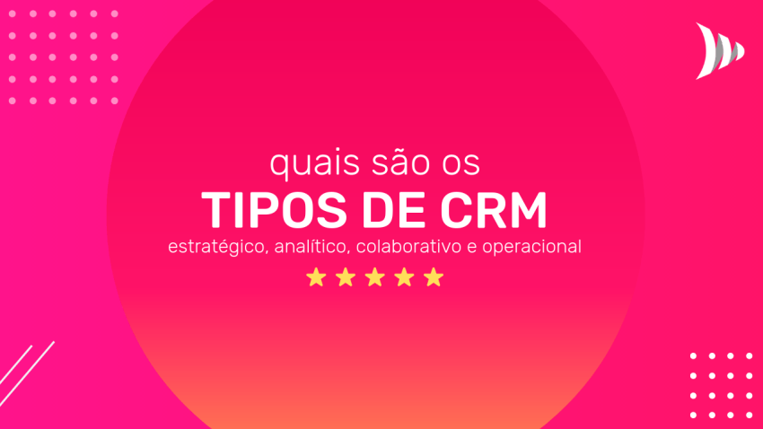 What types of CRM?