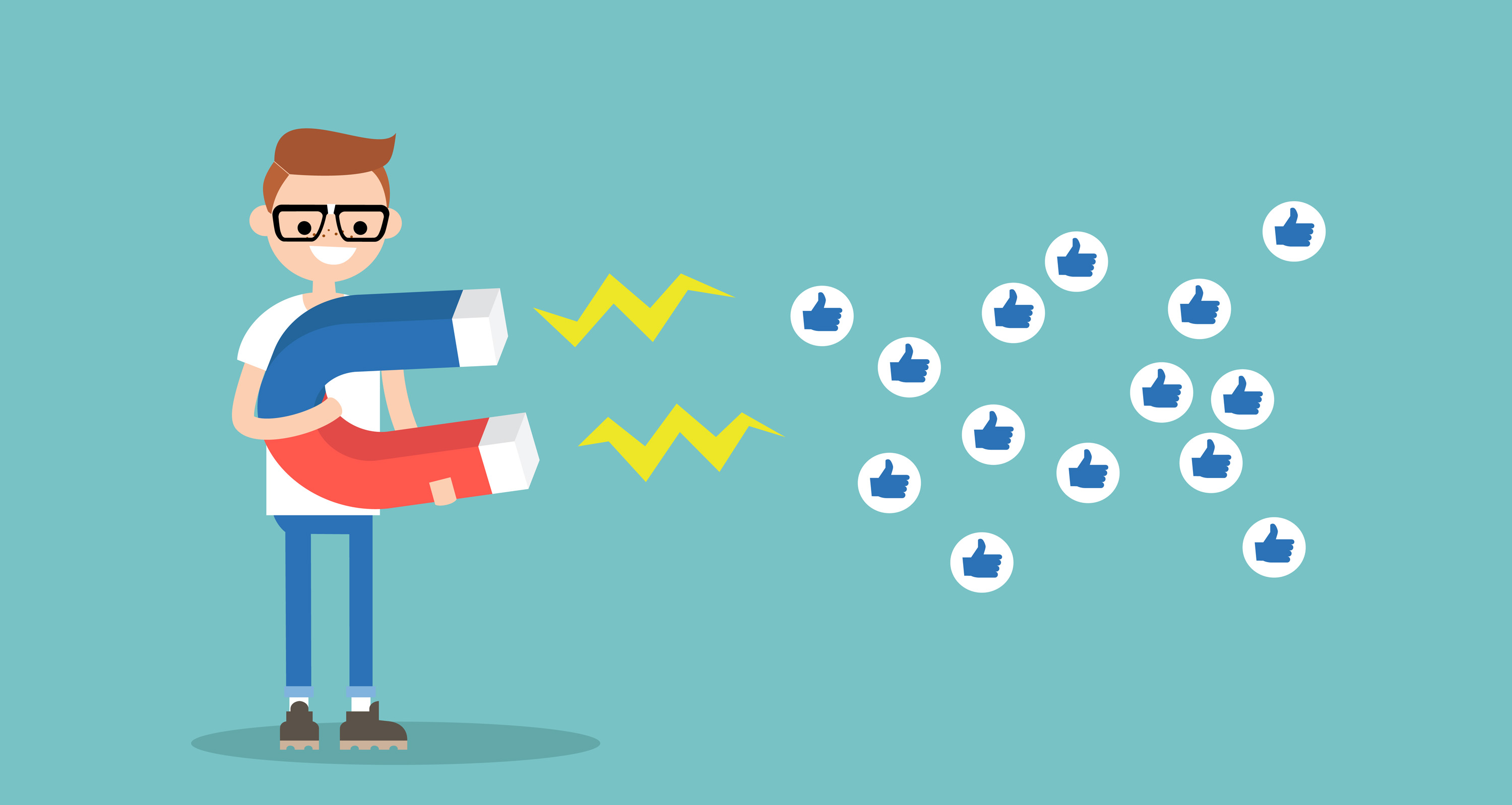 How to create attractive content for your social networks in 2018 - IDEA YOUR BLOG SITE 2020 - CWT Advertising Essex