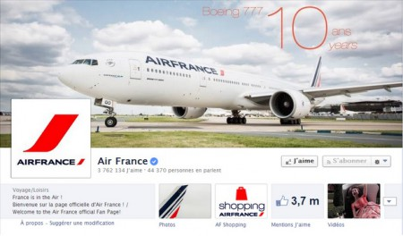 ari france facebook page