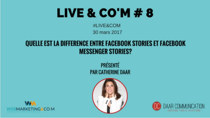 The difference between Facebook Messenger Story & Facebook Stories 2020