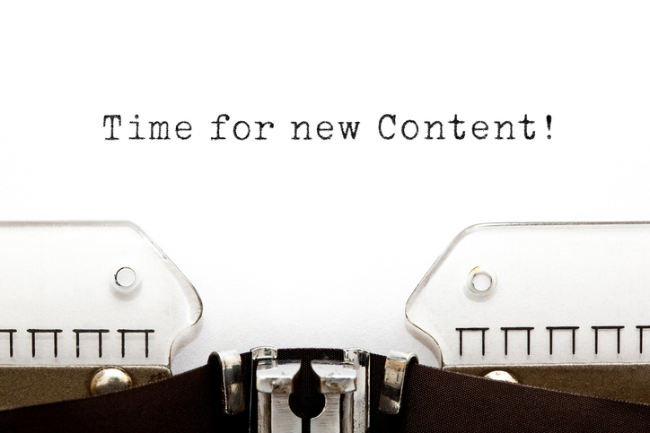 Writing blog articles is not content marketing 2020