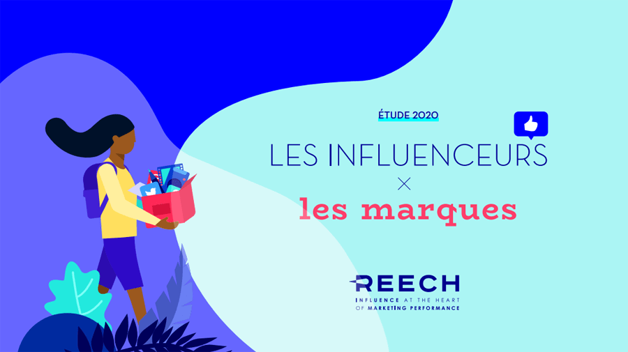▷ Can we make a living as an influencer in 2020? Reech study. 2020 Guide