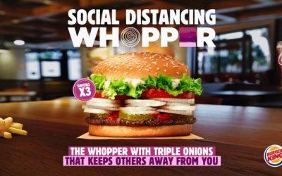 ▷ New creative and humorous marketing strategy at Burger King! 2020 Guide