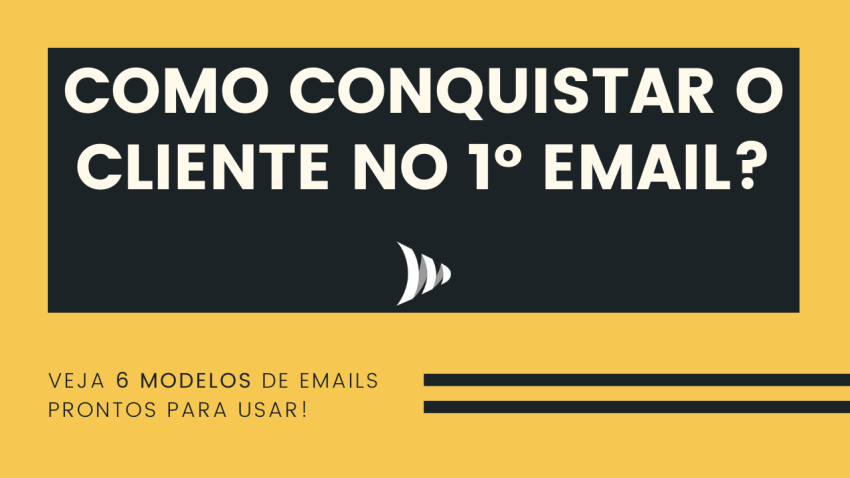 How to win the customer in the first email?