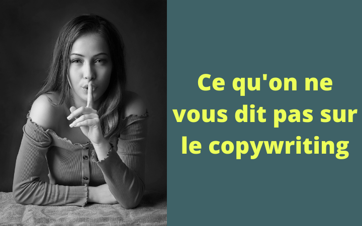 ▷ What we don't tell you about copywriting 2020