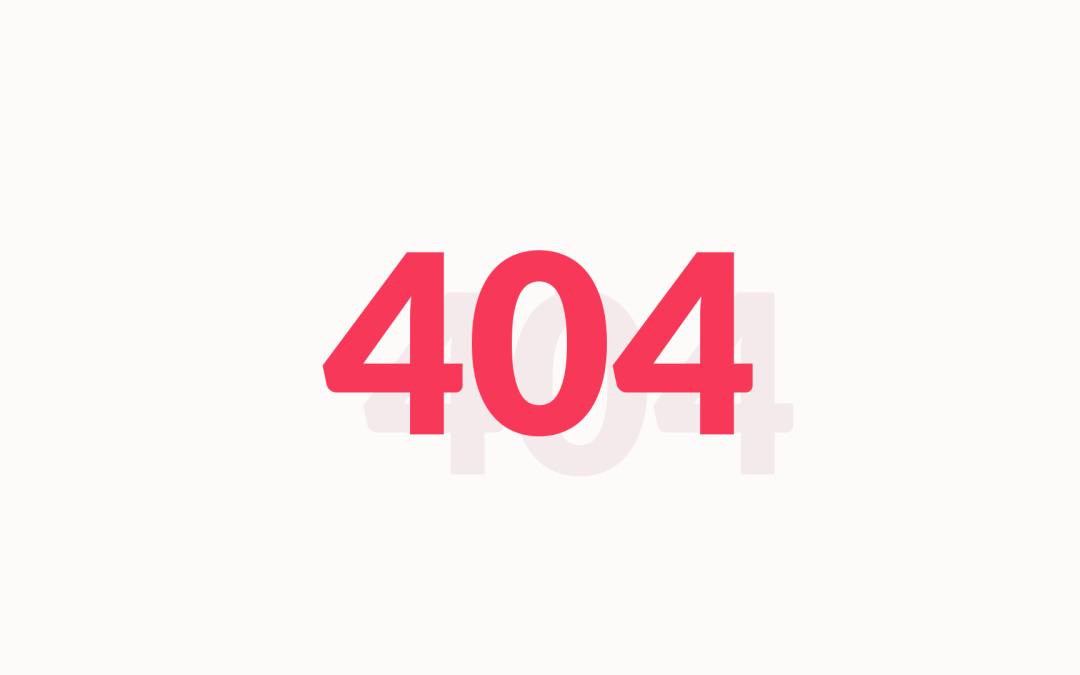 ▷ How to optimize your 404 page? 4 good examples 2020