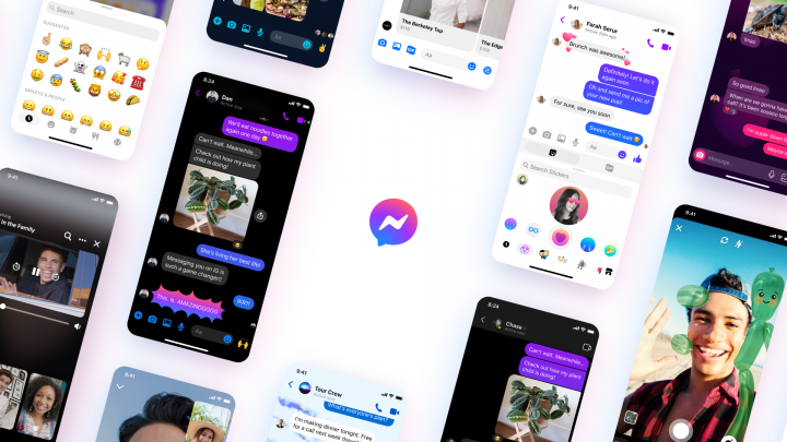 Messenger changes its look!  2020