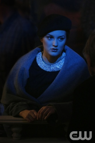 With the grey shawl, I think its a little more Ava than Audrey. Its fucking awesome, whatever the inspiration was.