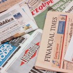Newspapers from around the world