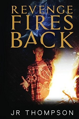 Featured Book – Revenge Fires…