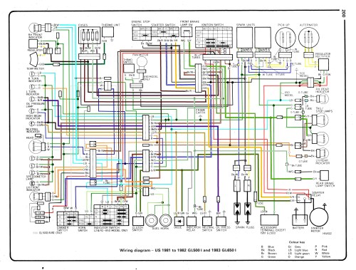 small resolution of gl500 wiring diagram books of wiring diagram u2022 1981 honda cm400e wiring diagram 1981 honda
